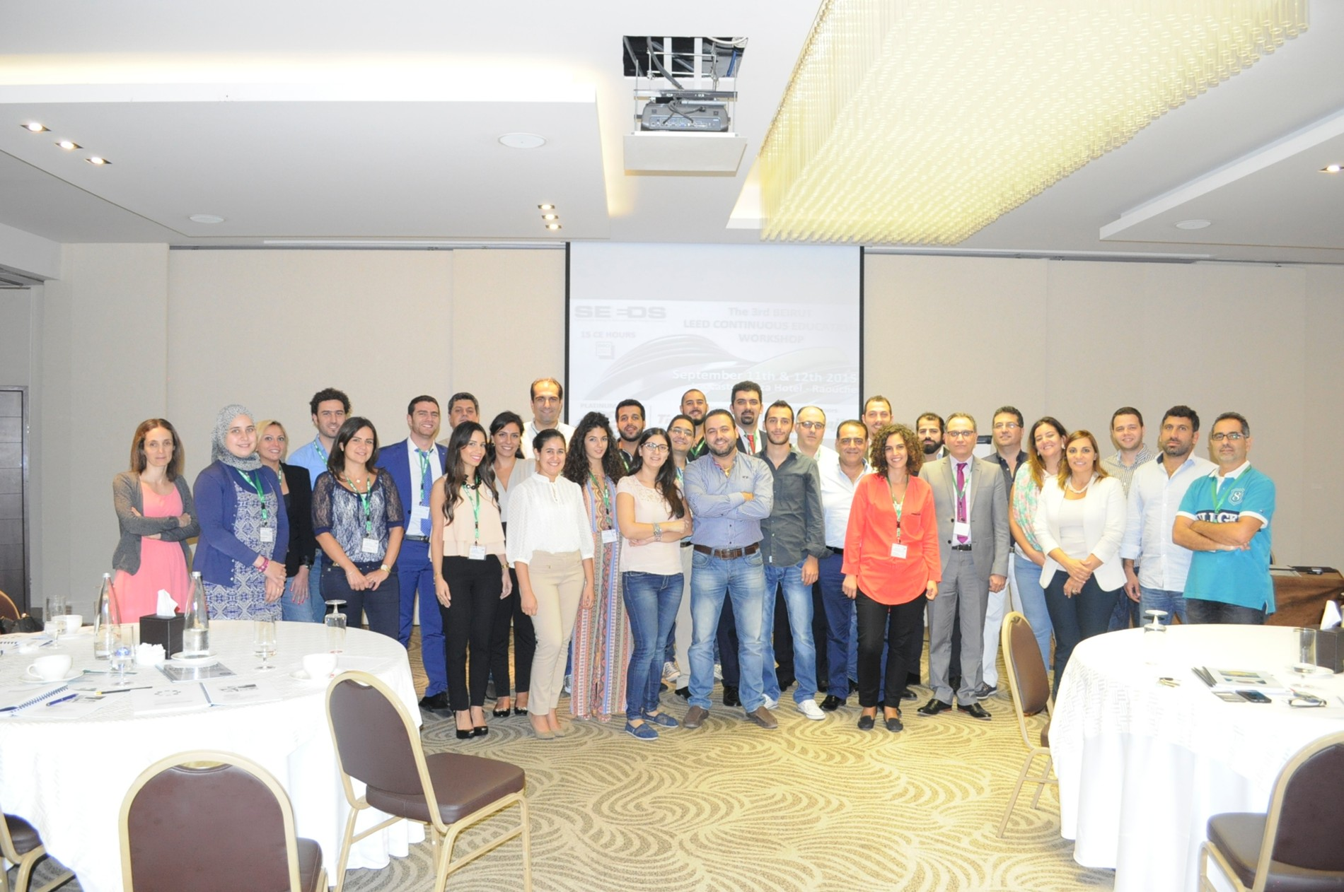 3rd Beirut LEED Continuous Education Workshop