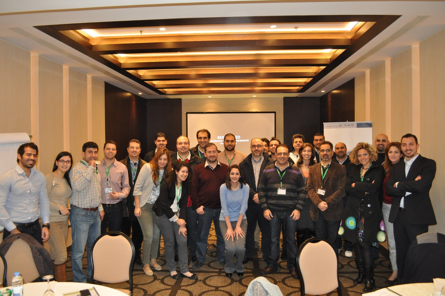 First Beirut LEED Continuous Education Workshop