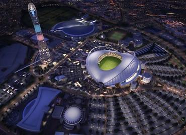 """""""KHALIFA"""" FIFA 2022 STADIUM"""