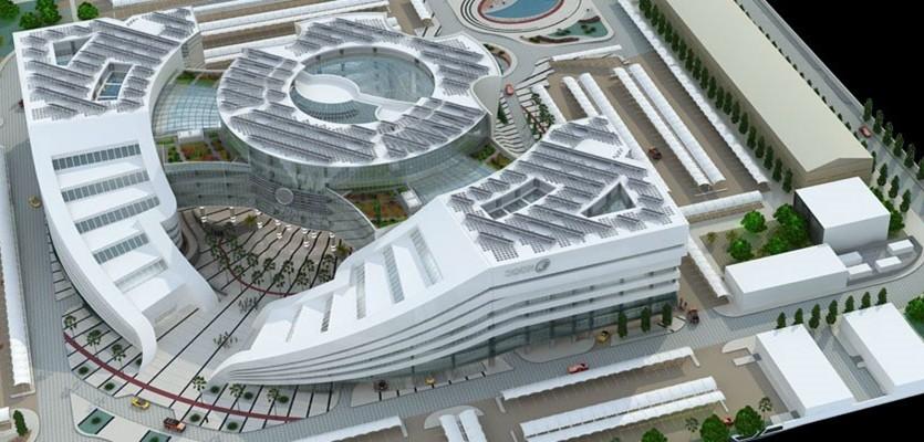 Kuwait Gulf Oil Company (KGOC) Headquarters