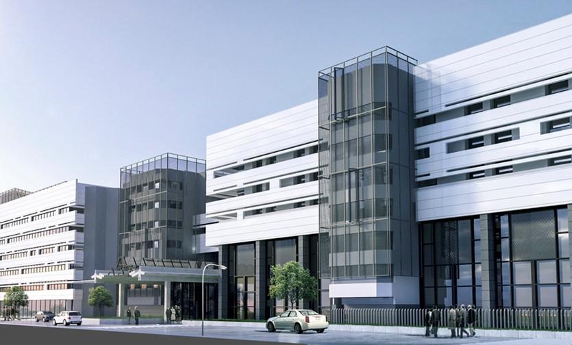 Mount Lebanon Hospital Expansion