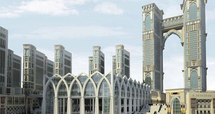 Musallah Building - Part of Jabal Omar Development