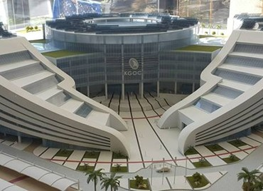 Kuwait Gulf Oil Company (KGOC) Headquarters