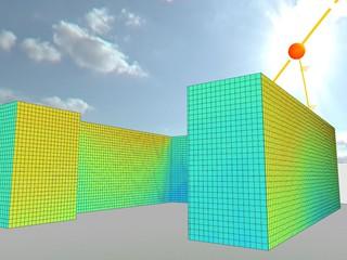 Solar & Shading Simulation